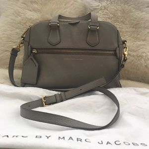 Marc Jacobs Convertible Crossbody w Duster